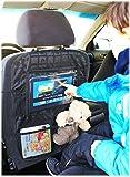 Auto asiento trasero Tablet iPad Organizador Multi Funda Protector de espalda de asiento nr 8 [007]