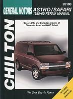 General Motors Astro/Safari 1985-2005 Repair Manual (Chilton's Total Car Care Repair Manuals) by Delmar Cengage Learning