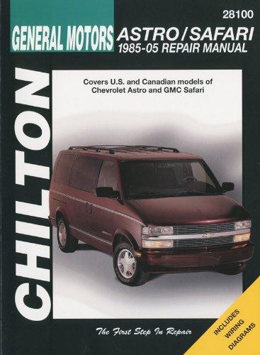 general-motors-astro-safari-1985-05-repair-manual-haynes-automotive-repair-manuals