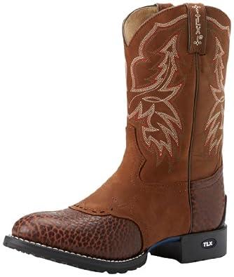 Shoulder XT5000 Boot,Chocolate Tucson Shoulder/Tan Cheyenne,7.5 D US