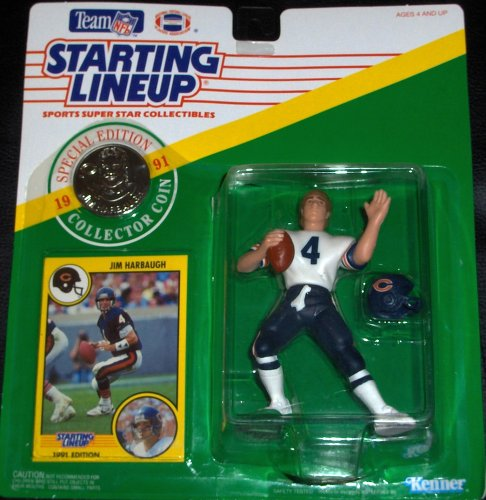 Buy Jim Harbaugh 1991 Starting Lineup