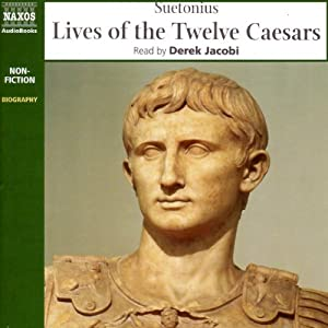 Lives of the Twelve Caesars Audiobook