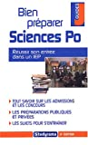 Bien pr�parer Sciences Po