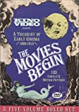 echange, troc The Movies Begin - A Treasury of Early Cinema, 1894-1913 [Import USA Zone 1]