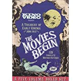 The Movies Begin - A Treasury of Early Cinema, 1894-1913 [Import USA Zone 1]par Gilbert M. 'Broncho...