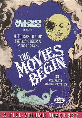 The Movies Begin - A Treasury of Early Cinema, 1894-1913 (British Trains Dvd compare prices)
