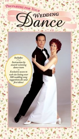 Preparing For Your Wedding Dance [VHS]