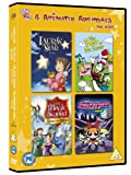 Laura's Star/The Magic Sword/Dr Seuss/Power Puffgirls: The Movie [DVD]