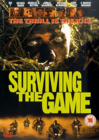Surviving the Game [DVD] [Import]