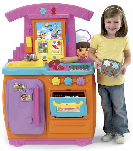 Casa de dora la exploradora fisher price imagui - Cocina dora la exploradora fisher price ...