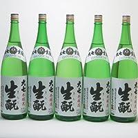 6本セット 大七酒造 大七 生もと 本醸造 1800ml×6本(福島県)