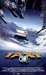 Taxi 3 [VHS]