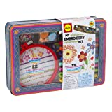 Kit de bordado ALEX Toys Craft My Embroidery