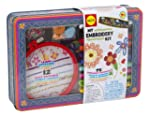 ALEX� Toys - Craft My Embroidery Kit...