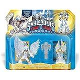 Skylanders: Trap Team - Elemental Pack (Knight Light - Light, Sunscraper Spire, Hawk - Light)