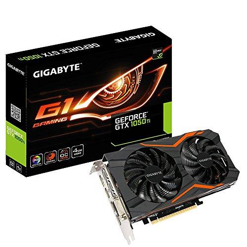 Gigabyte Nvidia GTX 1050Ti G1 4GB GDDR5 PCI-E