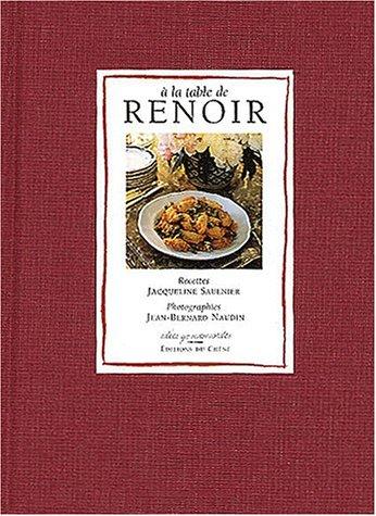 A la table de Renoir