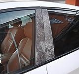 6x Marmor Granit Stein Look T�rzierleisten Verkleidung B S�ule T�rs�ule passend f�r Ihr Fahrzeug , geben Sie Ihrem Fahrzeug kosteng�nstig ein sportlichen Touch