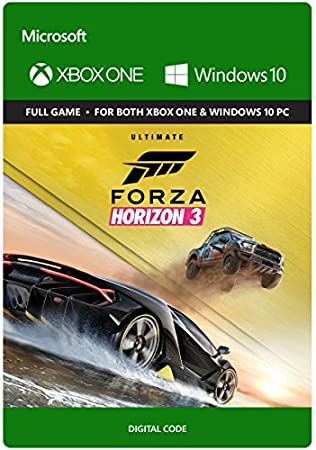 Forza Horizon 3 Ultimate Edition - Pre-Load - Xbox One/Windows 10 Digital Code