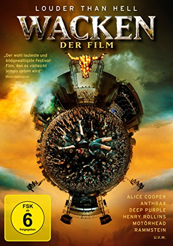 Wacken - Der Film [Edizione: Germania]
