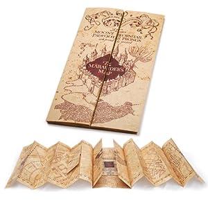 Harry Potter Carte du Maraudeur Noble collection