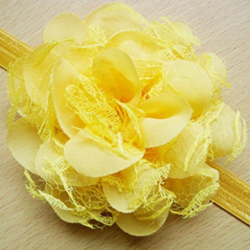 10PCS-Lace-Flower-Kids-FEITONG-Baby-Headband-Hair-Band-Headwear