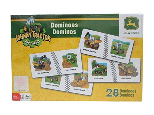 John Deere Dominoes Game - 1