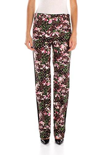 14P5105363960-Givenchy-Pantalons-Femme-Coton-Multicouleur