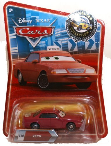 Disney / Pixar CARS Movie Exclusive 155 Die Cast Car Final Lap Series Vern - 1
