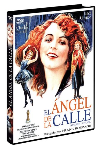El チngel De La Calle (Dvd Import) (European Format - Region 2) (2014) Janet Gaynor; Charles Farrell; Natali