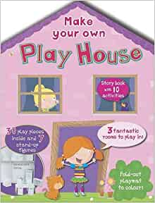 Make Your Own Doll House 9781445415055 Books