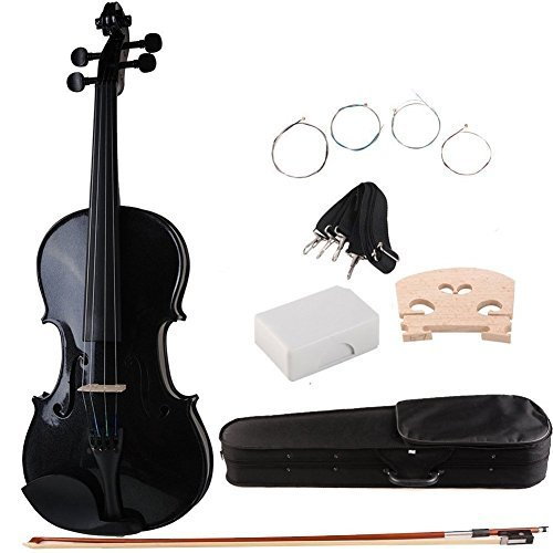 ADM-44-Full-Size-Handcrafted-Solid-Wood-Student-Acoustic-Violin-Starter-Kits