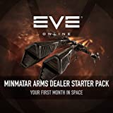 EVE Online: Starter Pack - Minmatar Arms Dealer [Online Game Code]