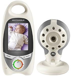 motorola mbp31 digital video baby monitor baby. Black Bedroom Furniture Sets. Home Design Ideas