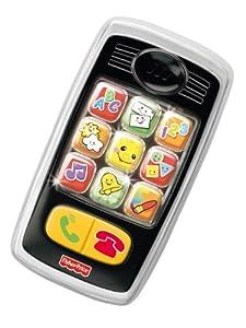 Fisher Price V2783 - Teléfono Divertiteclas (Mattel)