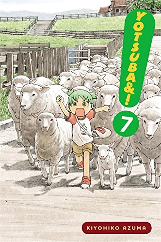 Yotsuba&!: Vol 7