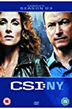 CSI: Crime Scene Investigation - New York - Complete Season 3 [DVD]