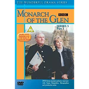 Monarch of the Glen: Series 3, Part 1 [Region 2] movie