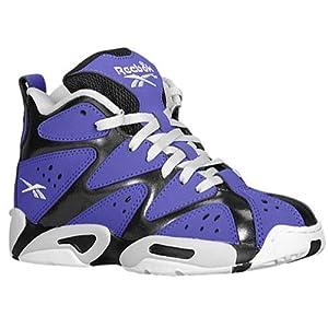 Reebok Kamikaze I Mid Sneaker Purple 1