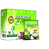 Premium ORGANIC Coffee BOOSTS your Metabolism DETOXES your Body & CONTROLS your Appetite. EFFECTIVE WEIGHT LOSS FORMULA includes Original Green Coffee & Natural Herbal Extracts (Laxative Free) (Tamaño: 1 pack)