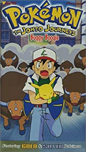 pokemon the johto journeys buggy boogie vol 48 vhs unsh ishizuka rica. Black Bedroom Furniture Sets. Home Design Ideas