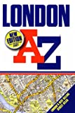 A-Z London: London's Best Selling Street Atlas (0850397529) by [???]