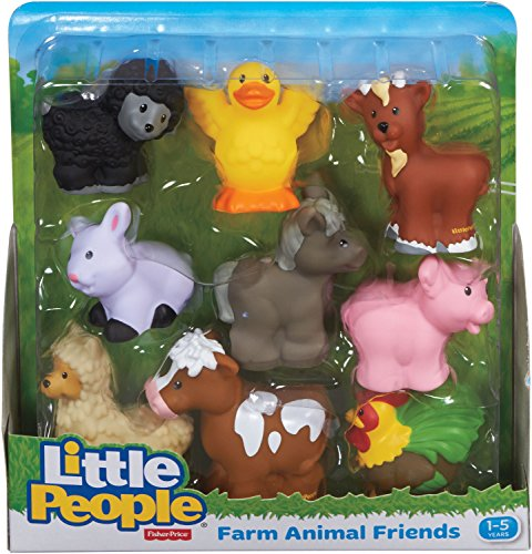 Fisher-Price-Little-People-Farm-Animal-Friends-Pack-TEJ