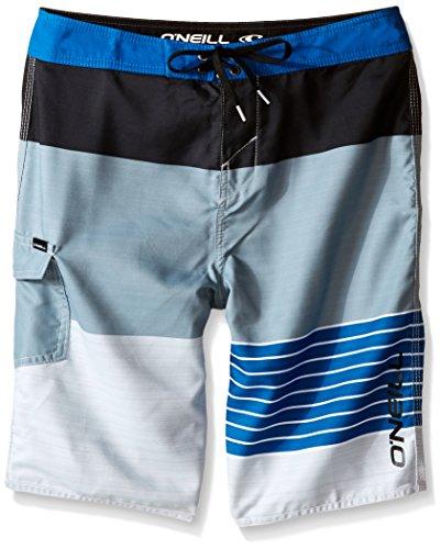 O'Neill Big Boys Lennox Boardshort, Light Blue, 30