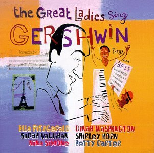 Dinah Washington - Great Ladies Sing Gershwin - Zortam Music