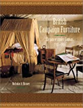 Hot Sale British Campaign Furniture: Elegance Under Canvas, 1740-1914