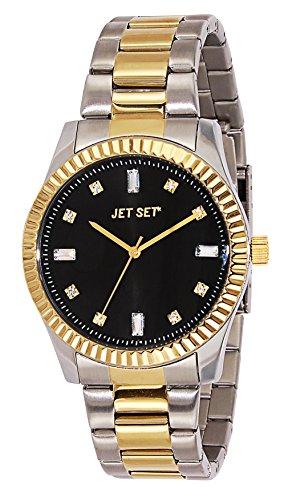 Jet Set J59776-232 - Orologio da polso donna, acciaio inox, colore: bicolore