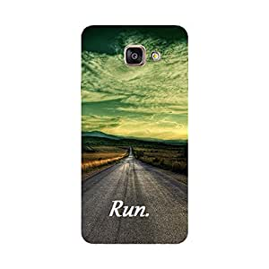 Phone Candy Designer Back Cover with direct 3D sublimation printing for Samsung Galaxy A7 (2016)