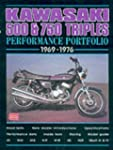 Kawasaki 500 and 750 Triples Performa...