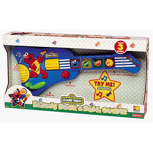 Elmo's Rock & Roll Guitar - Buy Elmo's Rock & Roll Guitar - Purchase Elmo's Rock & Roll Guitar (, Toys & Games,Categories,Pretend Play & Dress-up)